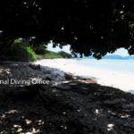 石垣島、休憩ビーチ