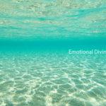 限りなく透明なブルーの浜島浅瀬。